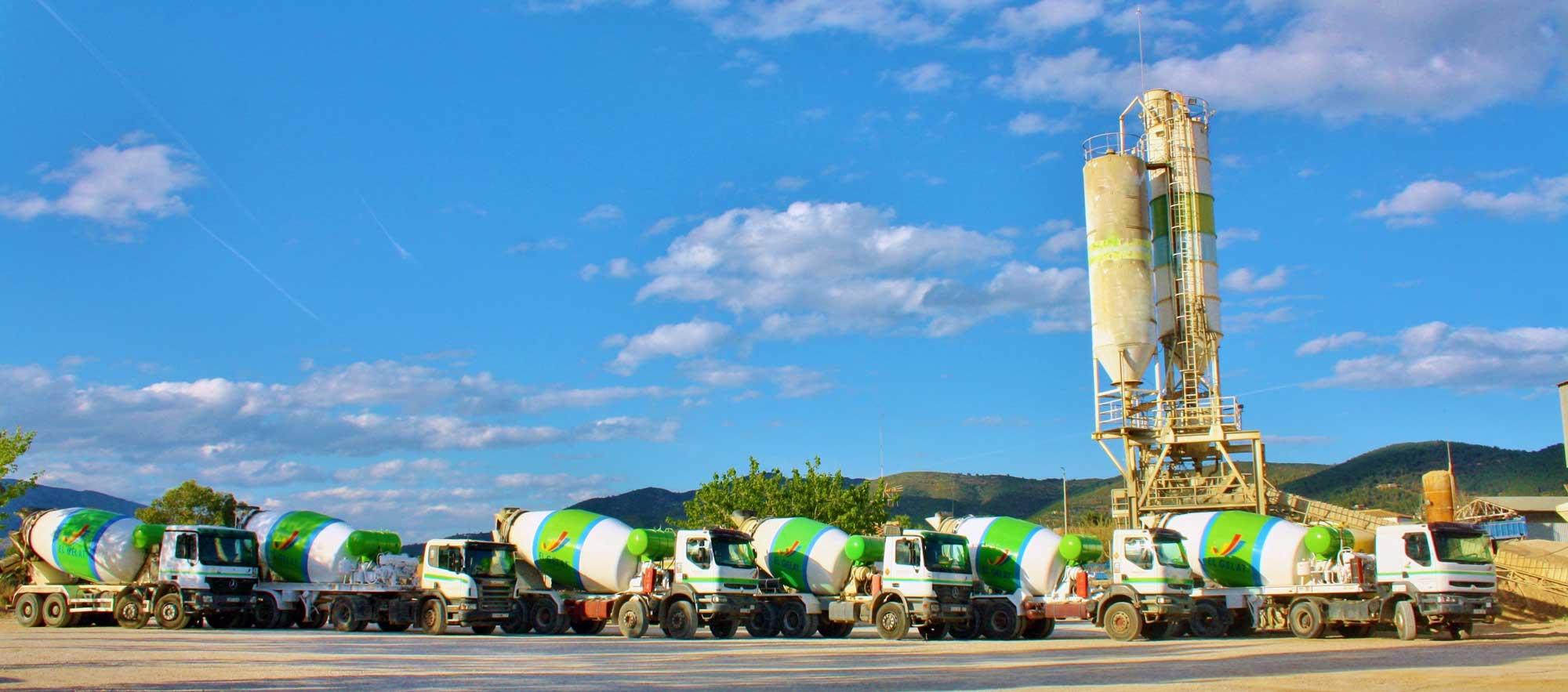 banner camiones hormigones castellón