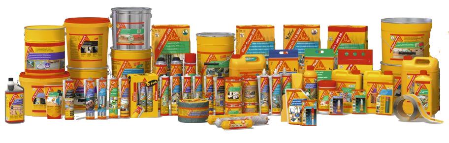 productos sika castellon